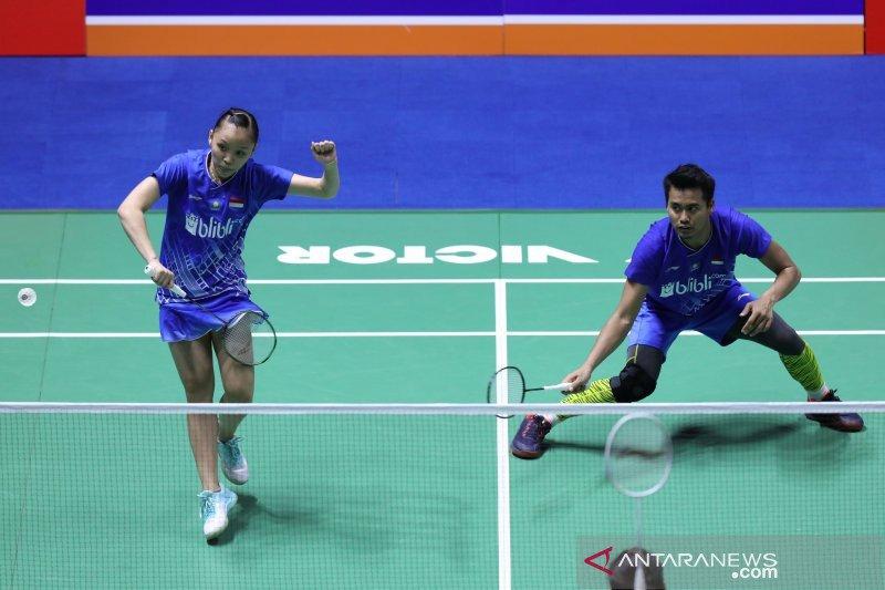 Enam wakil Indonesia lolos ke perempat final China Open 2019