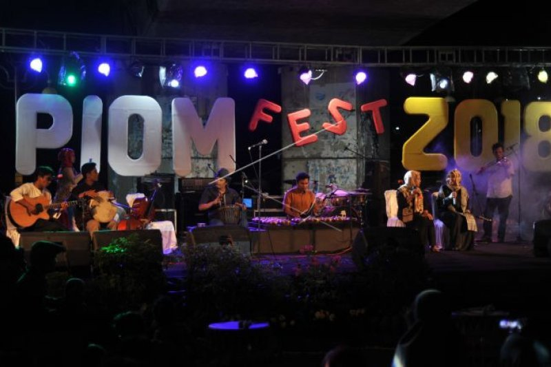 Padang kembali gelar PIOM Festival untuk ketiga kalinya, lima negara pastikan hadir