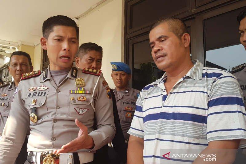Sopir truk buron tabrak lari di UIN Semarang ditangkap