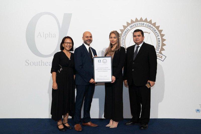 Semen Indonesia sabet tiga penghargaan dari Alpha Southeast Asia