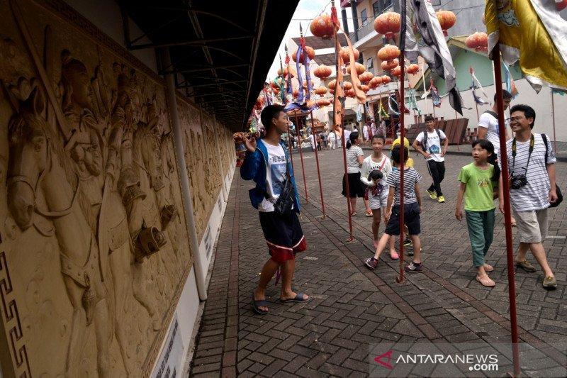 BPS catat kunjungan wisatawan mancanegara periode Januari-Agustus 10,87 juta