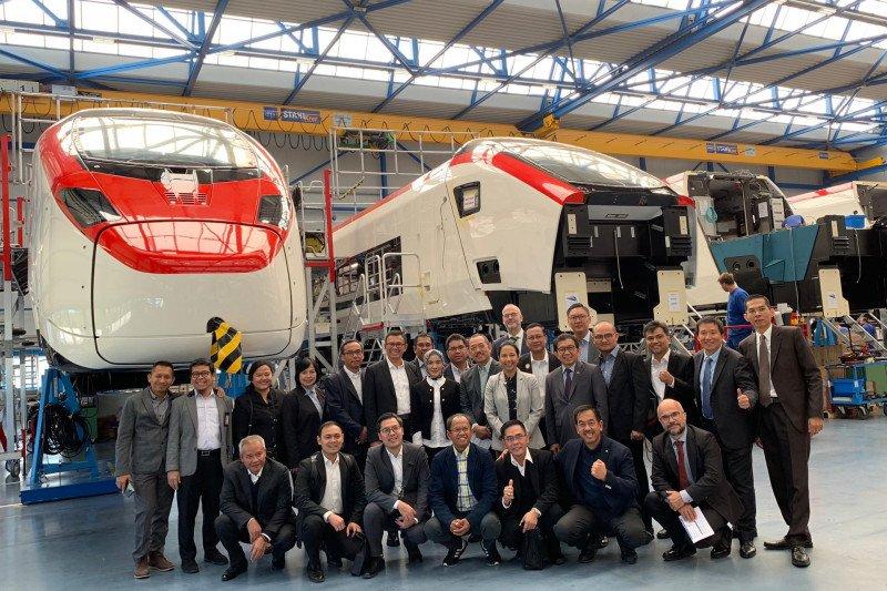 Swiss akan memproduksi kereta api di Banyuwangi