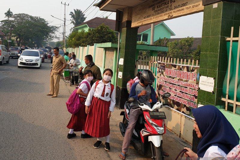 Dinkes Palembang imbau gunakan masker saat keluar rumah