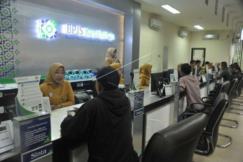 Peserta JKN - KIS Kota Palembang tembus 95,28 persen