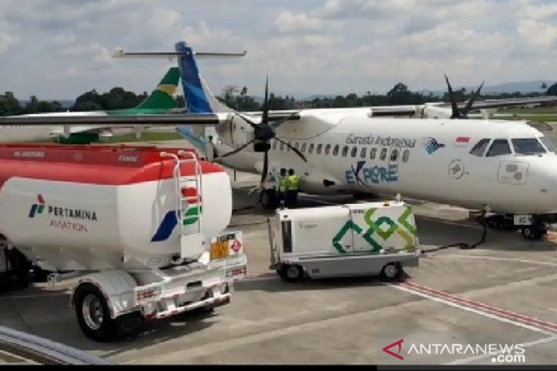 Penerbangan di Jayapura meningkat 20 persen pascarusuh