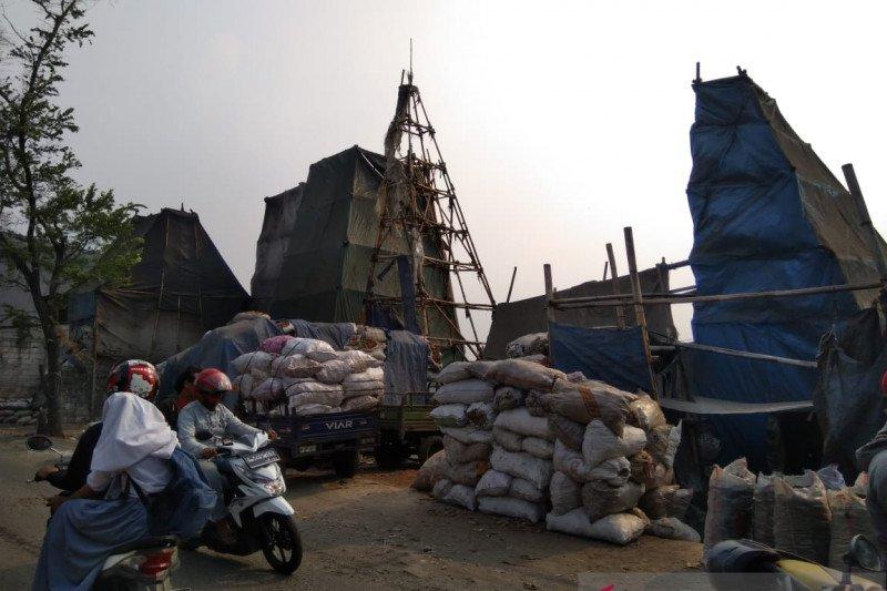 Polisi janji usut pabrik cemari udara di Cilincing