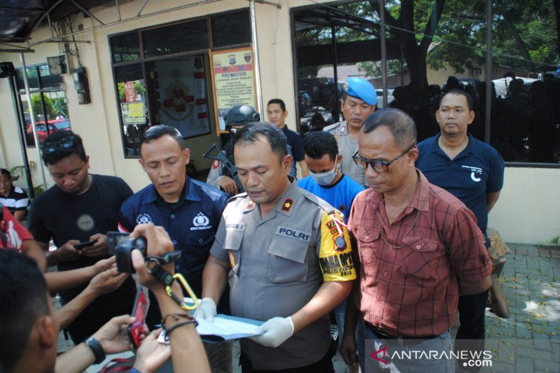Polisi ringkus terduga pelaku penikaman warga Tondo