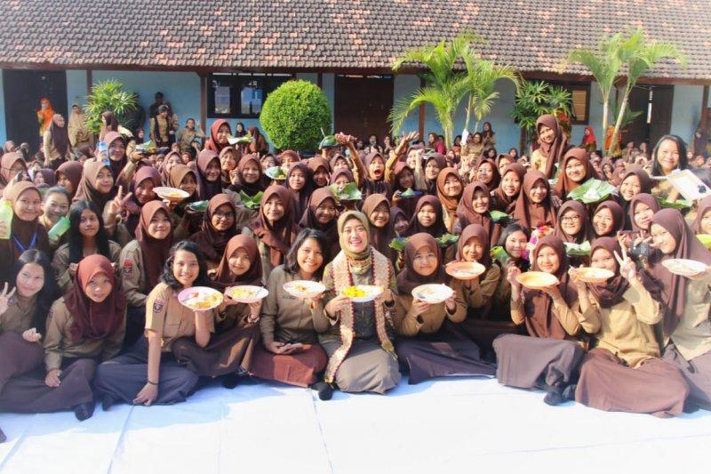 Wagub Lampung motivasi siswa untuk peduli terhadap lingkungan