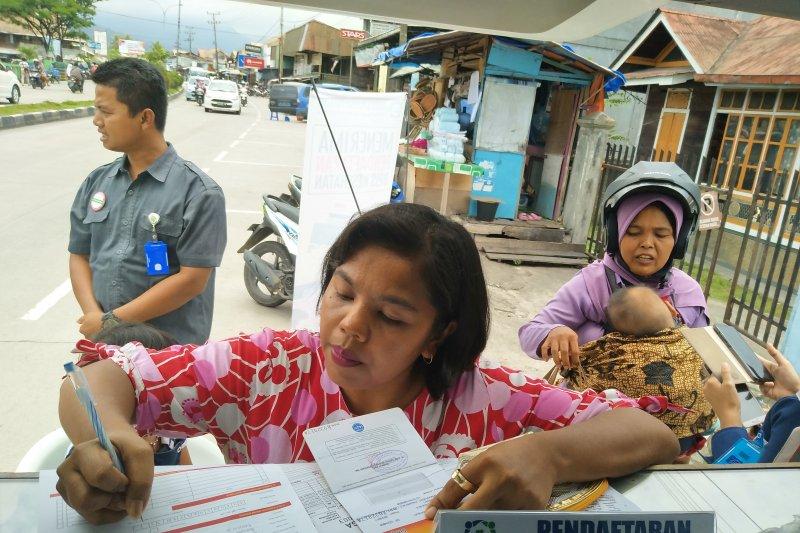 Jangkau masyarakat pinggir kota, BPJS Kesehatan Padang sediakan layanan mobil keliling