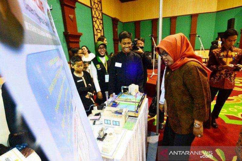 Siswa SMPN Bogor temukan alat pengendalian banjir