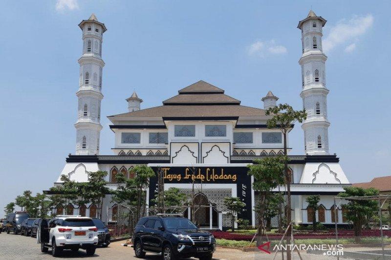 Ma'ruf Amin berharap Tajug Gede Cilodong jadi pusat pembinaan umat