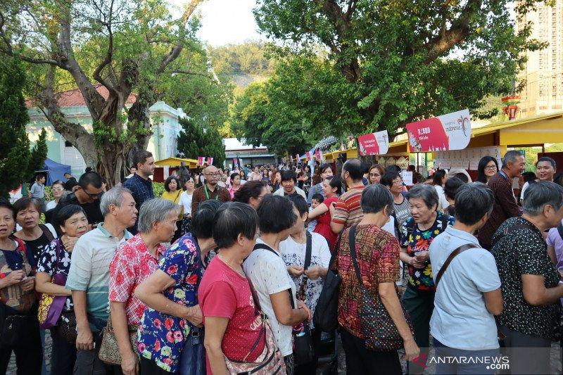 Pertama kali Indonesia pamerkan kuliner dan budaya Nusantara di Makau