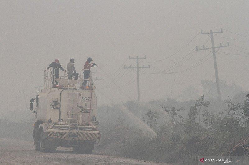PKS serukan mobilisasi bantuan untuk  korban terdampak asap Karhutla