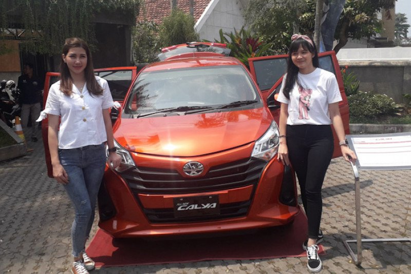 Auto2000 luncurkan All New Calya