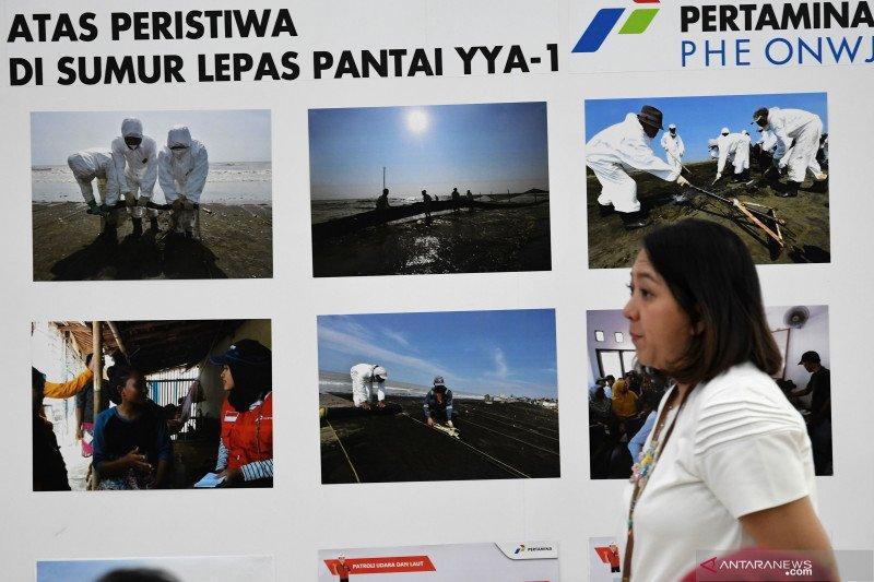 Pertamina bayarkan kompensasi tahap pertama ke warga dua kabupaten