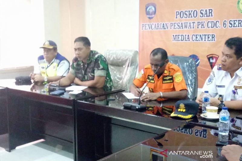 Empat armada pesawat cari pesawat hilang di Papua