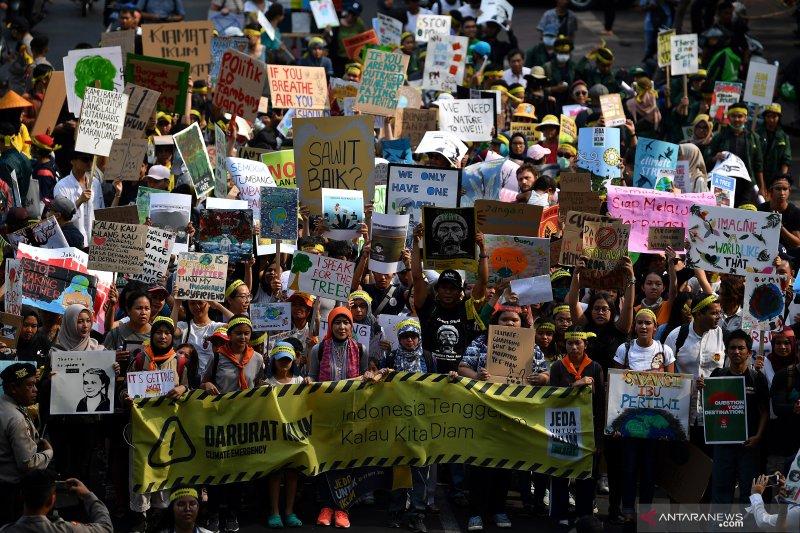 Aksi krisis iklim