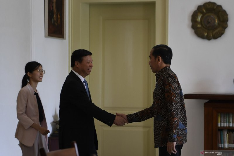 Presiden Xi sampaikan dukacita atas kecelakaan Sriwijaya Air