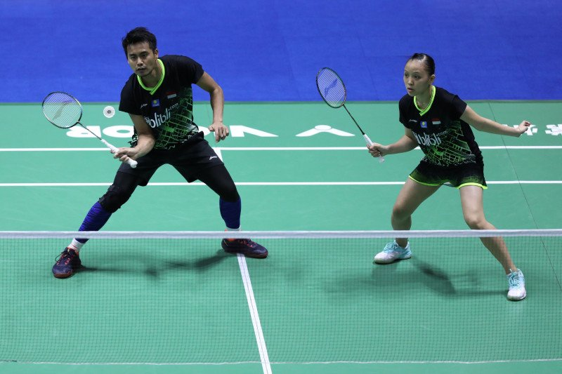 Owi/Winny akui kurang cerdik curi poin di China Open 2019