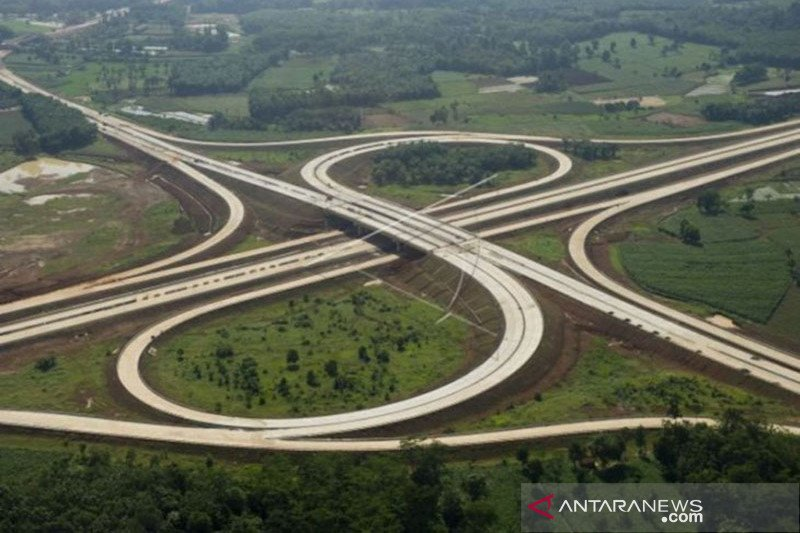 Bank BNI optimis naik lebih tinggi, seiring adanya Tol Trans Sumatera