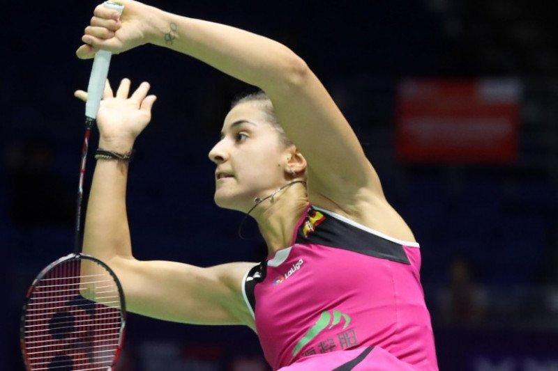 Carolina Marin tantang Tai Tzu Ying di final China Open 2019