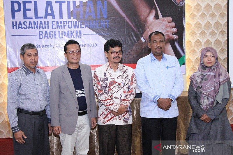 BNI Syariah Banda Aceh beri pelatihan pelaku UMKM
