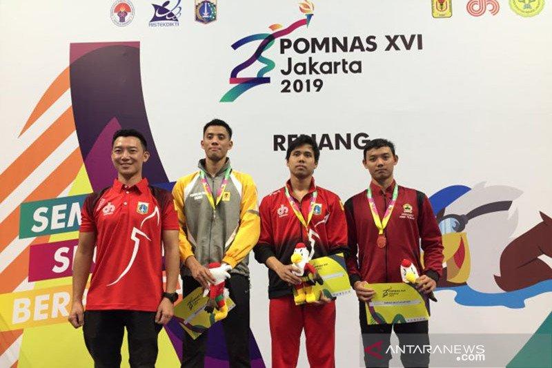 Tim renang DKI Jakarta tak tergoyahkan di hari kedua POMNAS 2019