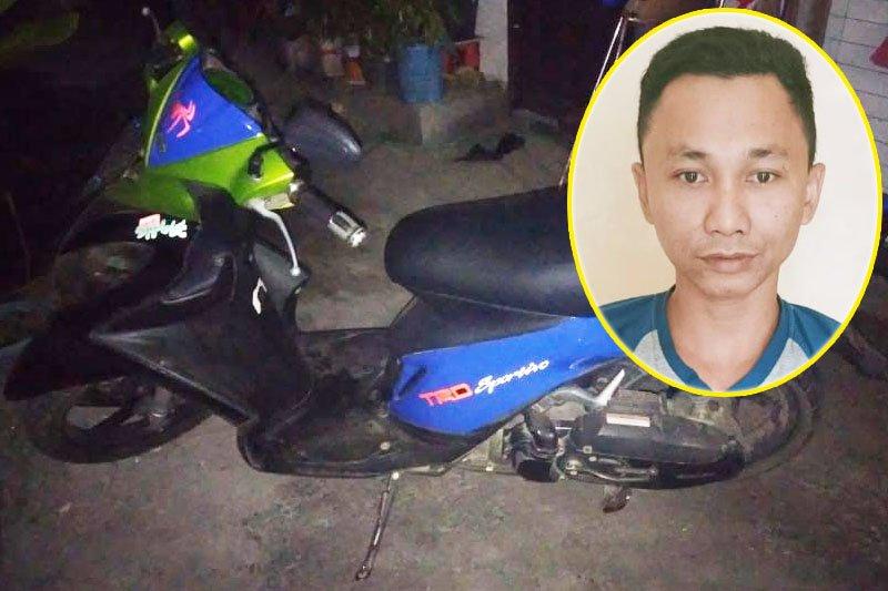 Disuruh beli air galon, Adit bawa kabur motor majikan hingga ditangkap di Palangka Raya