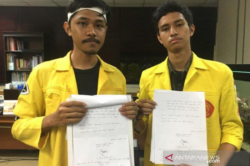 Mahasiswa tunggu tanggal pasti pelaksanaan janji Sekjen DPR