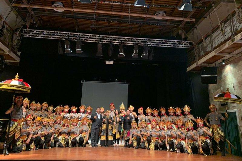 Paduan Suara Polda Bali raih prestasi pada kompetisi internasional