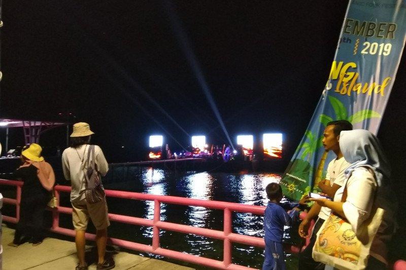 Kenalkan Kepulauan Seribu ke mancanegara lewat pertunjukan musik