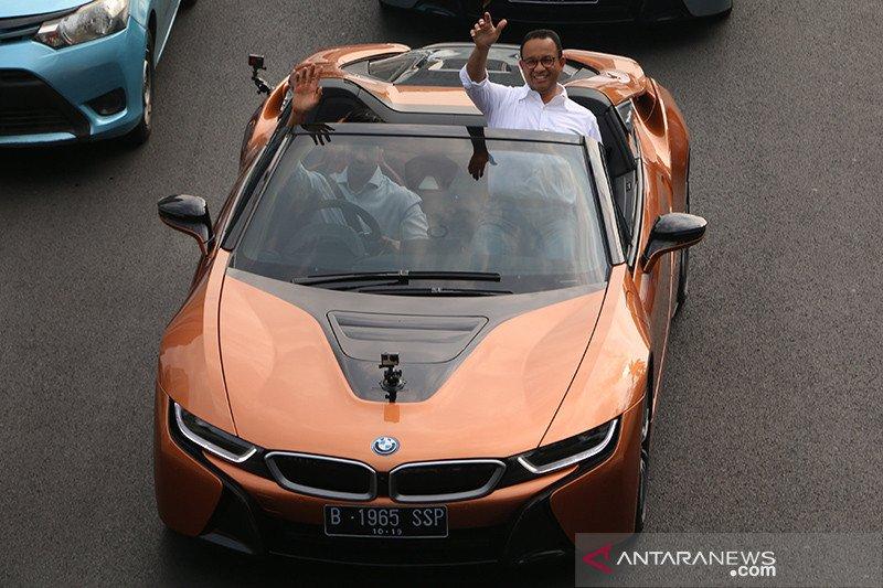 Sandiaga dukung Formula E diselenggarakan di Jakarta