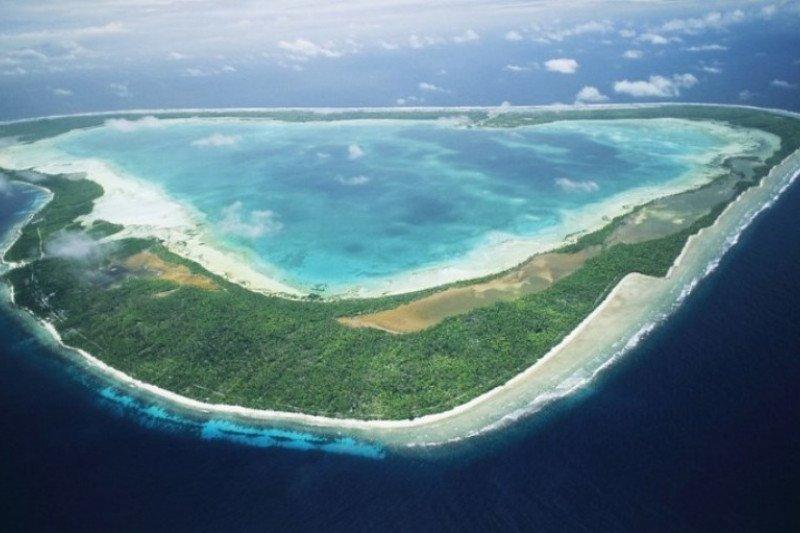 Negara Kiribati putuskan hubungan dengan Taiwan
