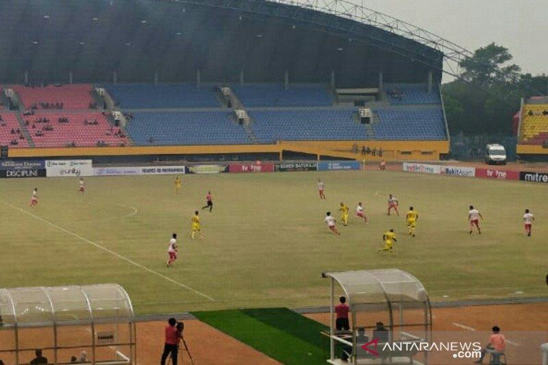 Persibat dilumat Sriwijaya FC 2-1