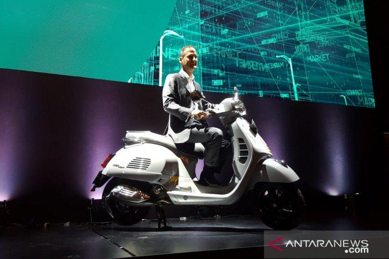 Komentar Piaggio Indonesia soal Vespa listrik dan Primavera 50cc