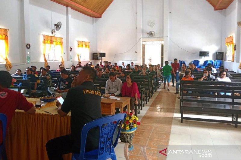 2.000 peserta ikuti Pesparawi IV Kabupaten  Luwu Timur
