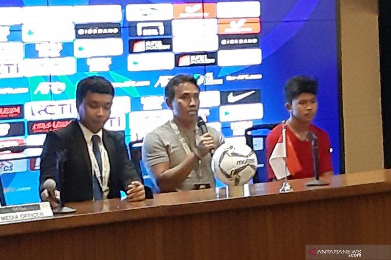 Bima sesalkan peluang terbuang kontra China di Kualifikasi Piala Asia