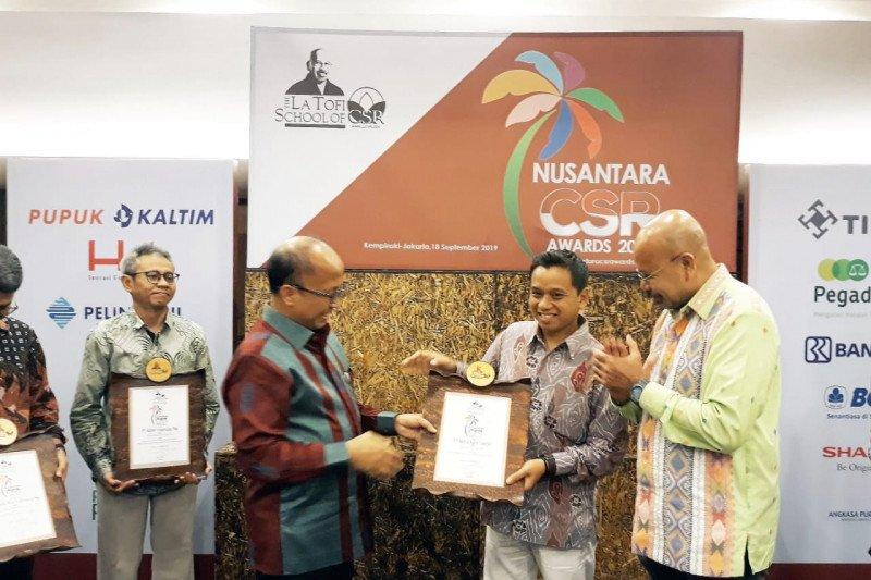 Astra Agro raih Nusantara CSR Award 2019