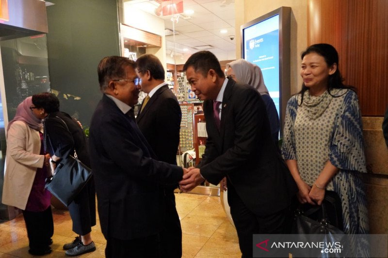 Wapres Jusuf Kalla diagendakan hadiri Sidang Umum PBB di New York