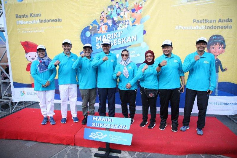 BPS Makassar diingatkan rampungkan data kependudukan