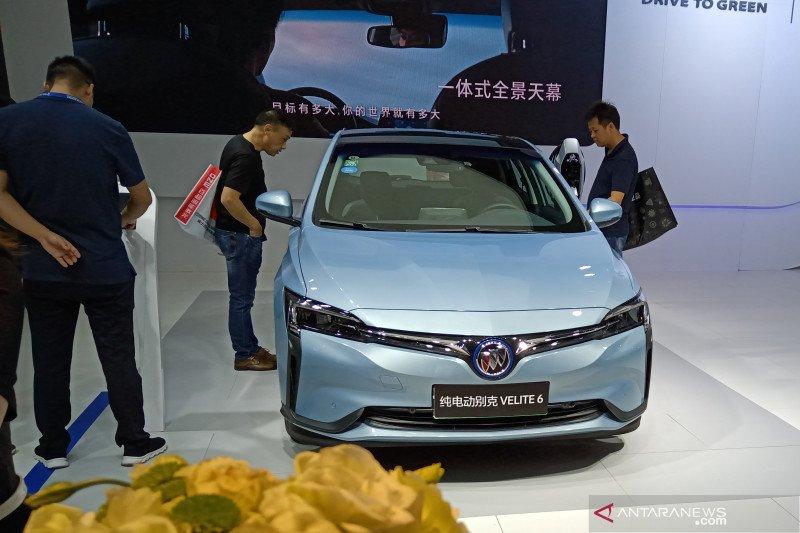 Penjualan mobil China diprediksi tumbuh perlahan dalam 5 tahun