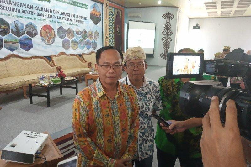 Menteri PPN/Kepala Bappenas undang Tim Relawan DKI Lampung