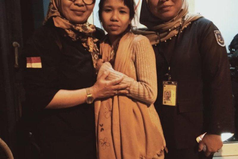 Keluarga akhirna temukan Maharani setelah 11 tahun hilang di Suriah