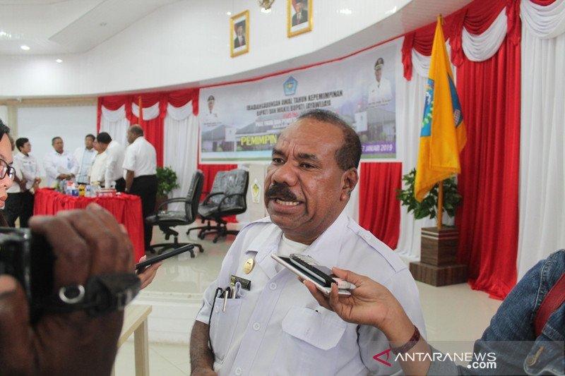 Dinkes Jayawijaya susun regulasi yang mengharuskan pemeriksaan malaria