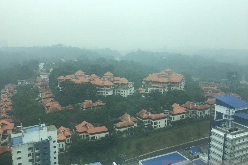 57 Sekolah di Selangor ditutup karena asap