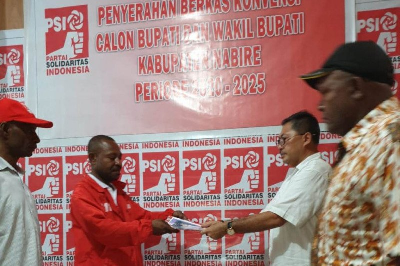 PSI buka pendaftaran dan penjaringan calon untuk Pilkada 2020