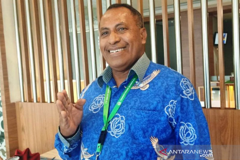 Warga Papua diseru PGGP hidup rukun dan damai