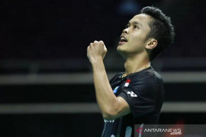Regu putra bulu tangkis Indonesia tantang Malaysia di final SEA Games