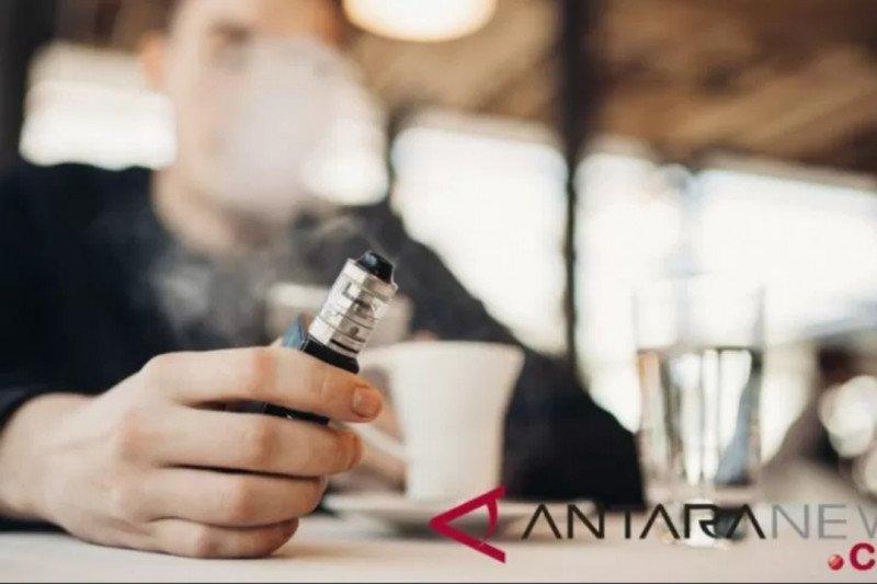 Sering gunakan vape, paru-paru seorang remaja dipenuhi minyak beku