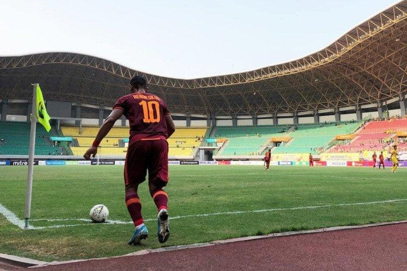 Borneo FC curi satu poin dari  lawatan ke markas Bhayangkara FC